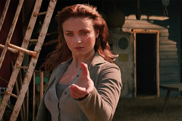 New Dark Phoenix TV Spot Shows Jean's Strength