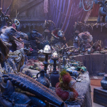 Dark Crystal Teaser Pictures