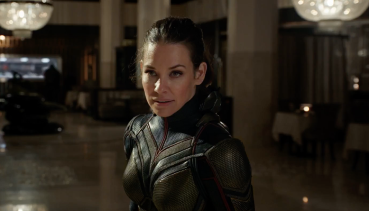 Evangeline Lilly to Star in and Exec Produce Vudu Original Sci-Fi Series