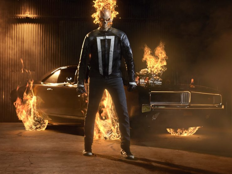 Gabriel Luna to Return as Ghost Rider in Hulu Marvel Series