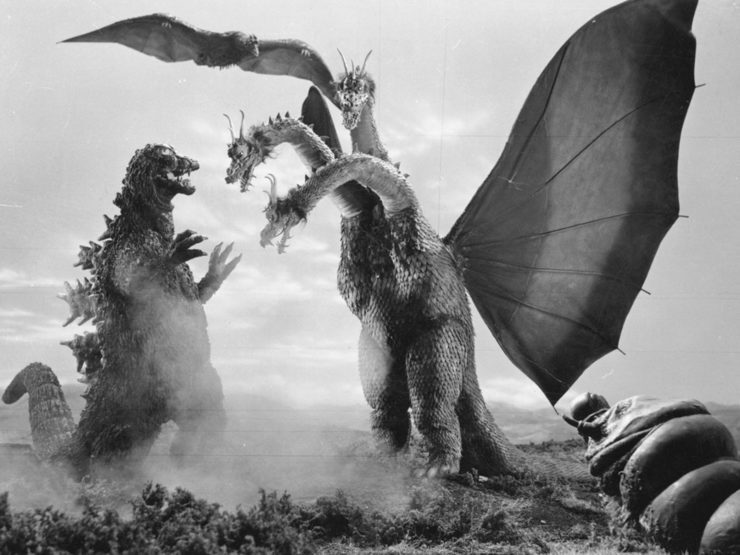 The History of Godzilla