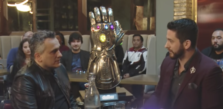 Endgame Co-Director Joe Russo Dishes on Endgame Secrets, MCU Futures, and More! (SPOILER ALERT)