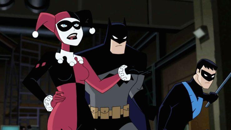 Batman and Harley Quinn Movie Screenshot