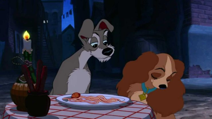 Lady and the Tramp Gets Disney+ Revamp