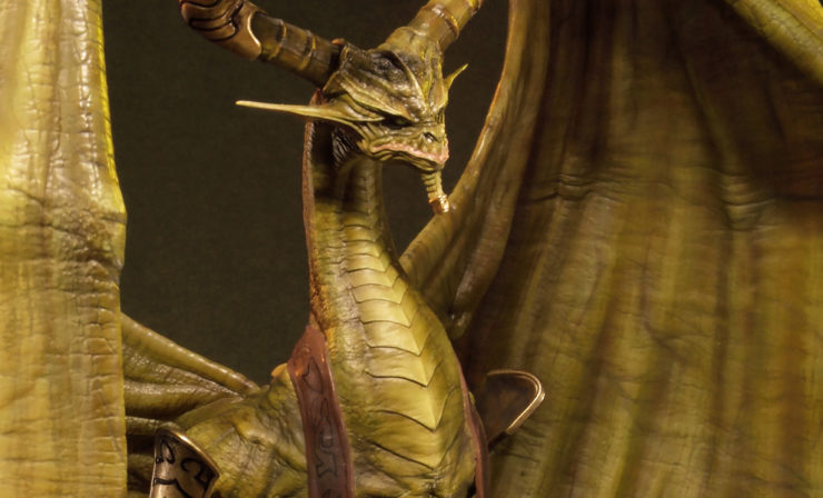 Nicol Bolas- Top 10 Dragons in Gaming
