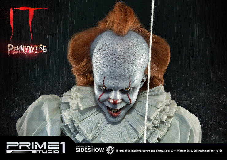 Pennywise Statue from Prime 1 Studios