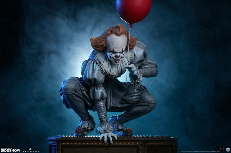 Pennywise Maquette from Tweeterhead