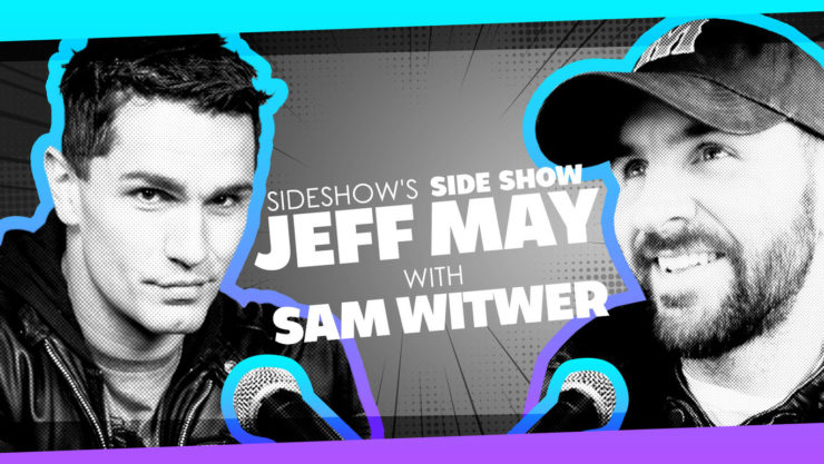 Actor Sam Witwer Talks Starkiller, Darth Maul, and More on Sideshow's Side Show with Jeff May!
