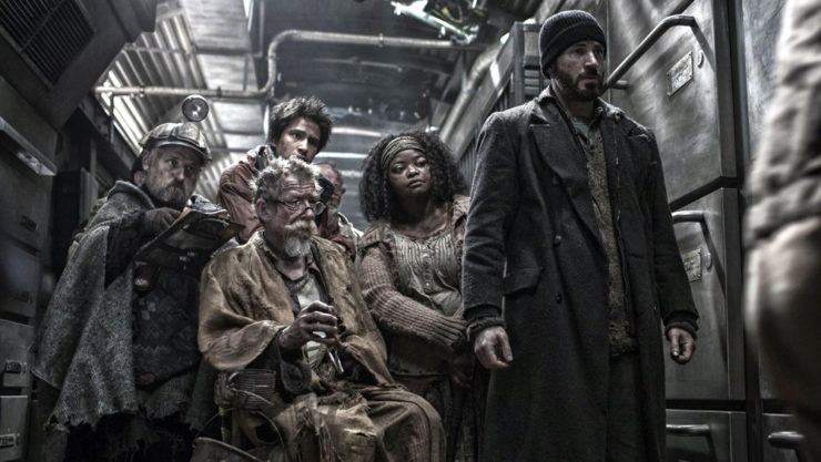 Snowpiercer Movie Screenshot