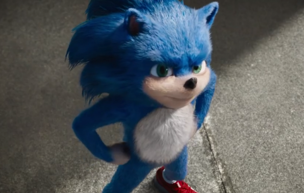 Sonic the Hedgehog Trailer Races onto Screens
