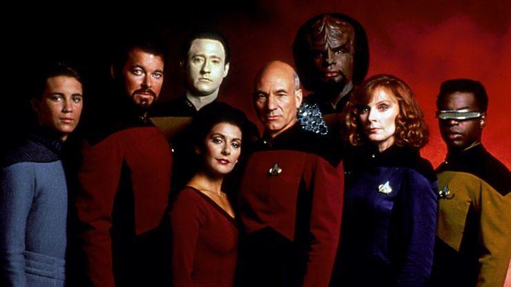 Millennial Sci-Fi Series- Star Trek