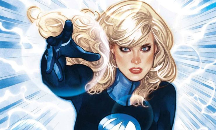 Susan Storm- Top 10 Moms in Comics– Geek Culture Countdown Podcast!