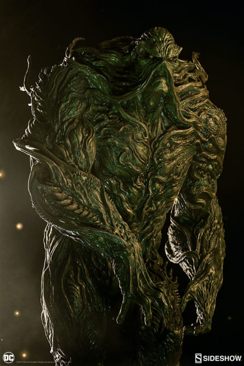 Swamp Thing Premium Format Figure DC Comics In