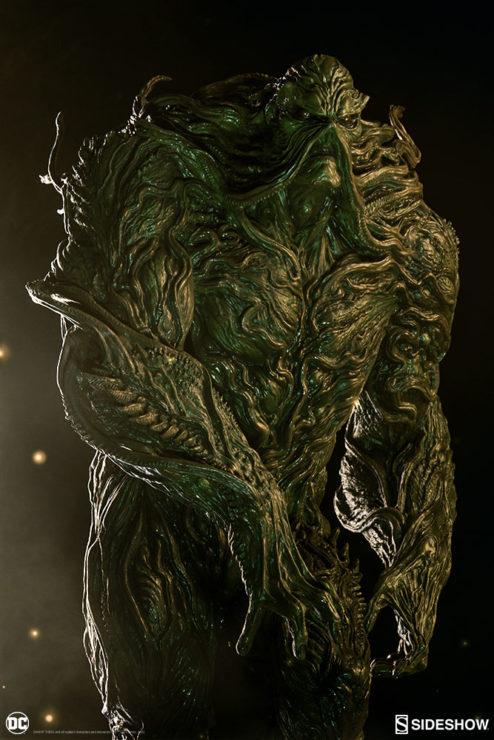 Swamp Thing Premium Format Figure DC Comics In