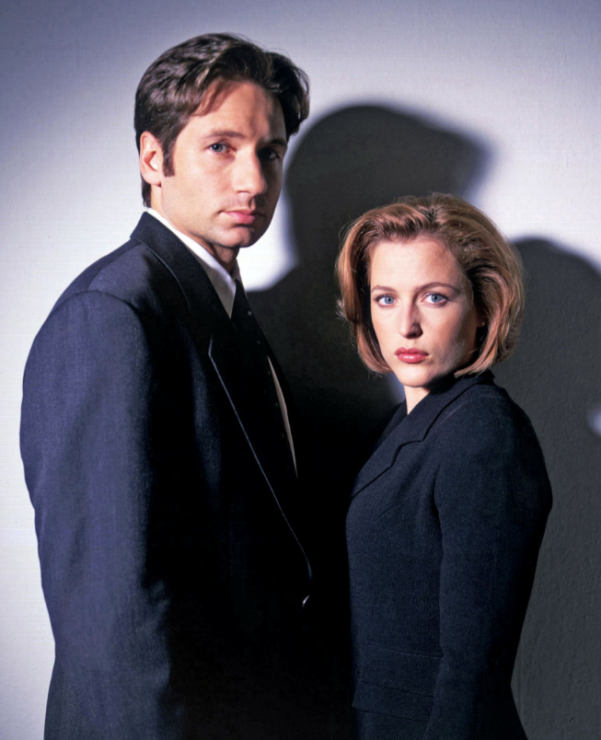 Millennial Sci-Fi Series- The X-Files