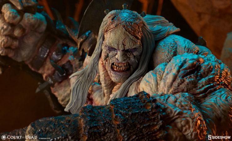 Odium: Reincarnated Rage Maquette