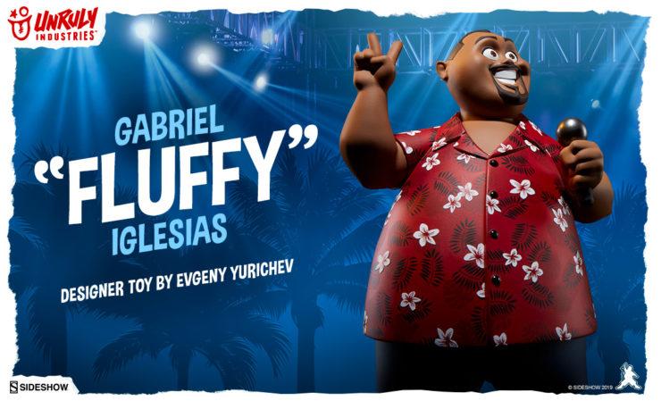 Gabriel 'Fluffy' Iglesias Designer Toy