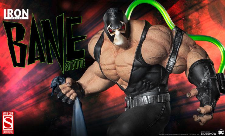 Batman- Bane 1:10 Scale Statue by Iron Studios