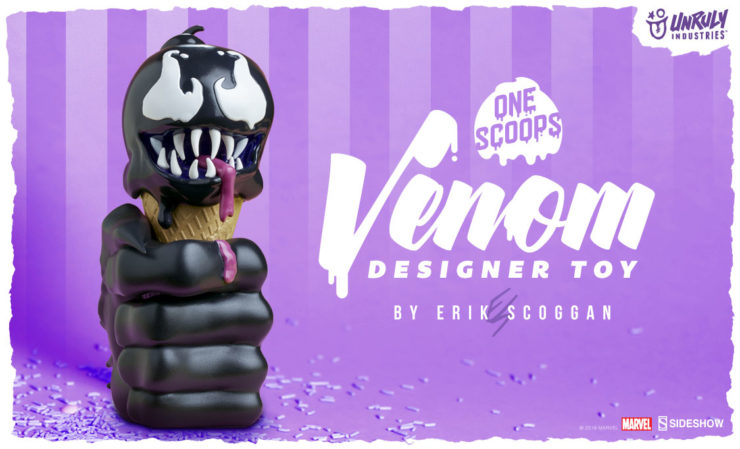 Venom: One Scoops Designer Toy