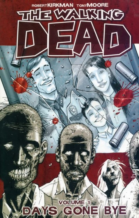 The Walking Dead- 10 Best Graphic Novels