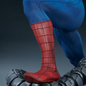Spider-Man Premium Format™ Figure Leg and Doc Ock Tentacle detail base