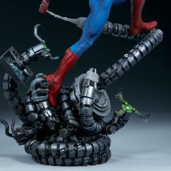 Spider-Man Premium Format™ Figure Doctor Octopus Tentacle Base Detail 1