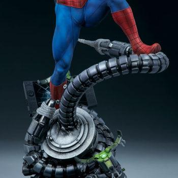 Spider-Man Premium Format™ Figure Dock Ock Tentacle Base Detail 2