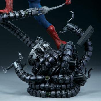 Spider-Man Premium Format™ Figure Doc Ock Tentacle Base Detail 3