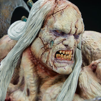 Odium: Reincarnated Rage Maquette Portrait Close Up 2