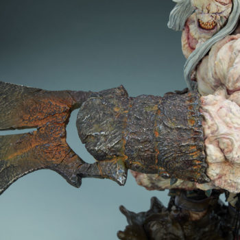 Odium: Reincarnated Rage Maquette Arm Weapon Detail Shot