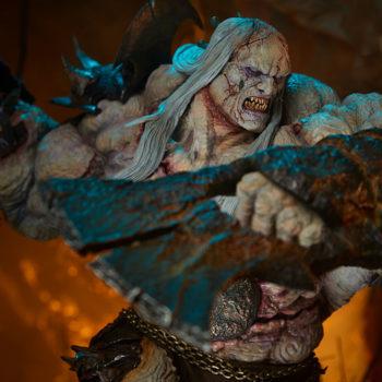 Odium: Reincarnated Rage Maquette Dramatic Lighting Environment Shot 7