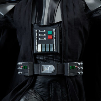 Darth Vader Premium Format™ Figure Chest Box Close Up