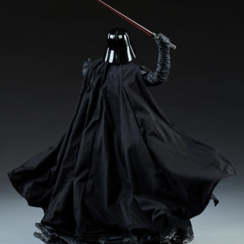 Darth Vader Premium Format™ Figure Open Lit Turnaround 2