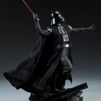 Darth Vader Premium Format™ Figure Open Lit Turnaround 3