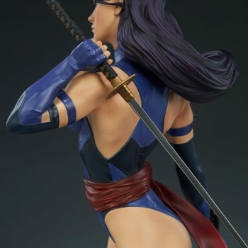 Psylocke Premium Format™ Figure Side View of Figure