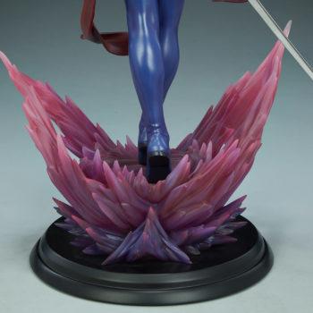 Psylocke Premium Format™ Figure Base Detail 2