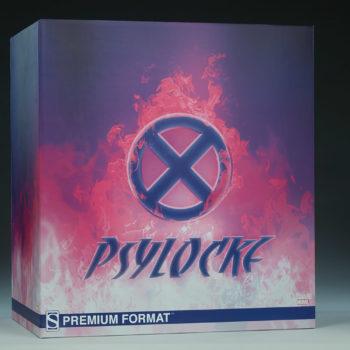 Psylocke Premium Format™ Figure Art Box