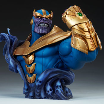 Thanos Bust Open Lit Image 1