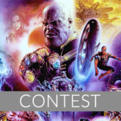 Avengers Infinity War Fine Art Print Giveaway