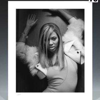 Beyoncé Deluxe Fine Art Print by Patrick Hoelck Unframed Edition