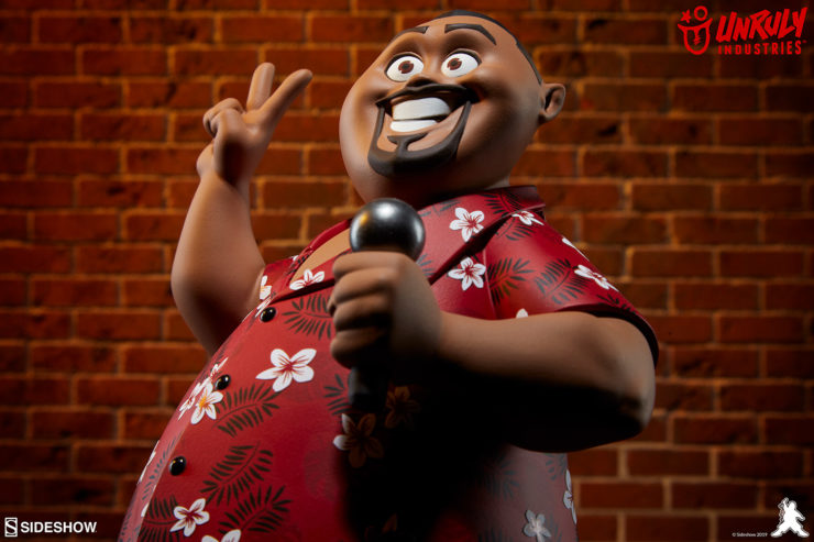"Bring the Comedy to Your Collection Today with the Gabriel ""Fluffy"" Iglesias Designer Toy from Unruly Industries!"