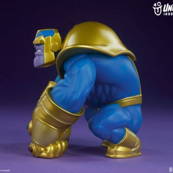 The Mad Titan Designer Toy by Joe DellaGatta- Unruly Industries Open Lit Turnaround 1