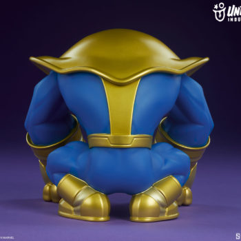 The Mad Titan Designer Toy by Joe DellaGatta- Unruly Industries Open Lit Turnaround 2