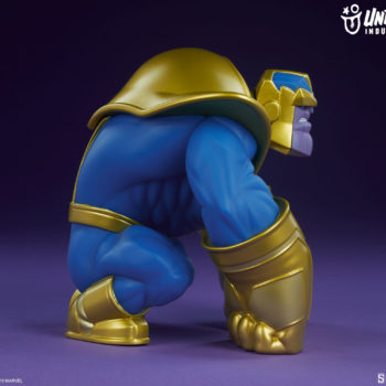 The Mad Titan Designer Toy by Joe DellaGatta- Unruly Industries Open Lit Turnaround 3