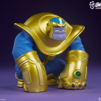 The Mad Titan Designer Toy by Joe DellaGatta- Unruly Industries Open Lit Turnaround 4