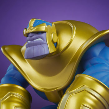 The Mad Titan Designer Toy by Joe DellaGatta- Unruly Industries Portrait Close Up