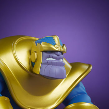 The Mad Titan Designer Toy by Joe DellaGatta- Unruly Industries Portrait Close Up 2