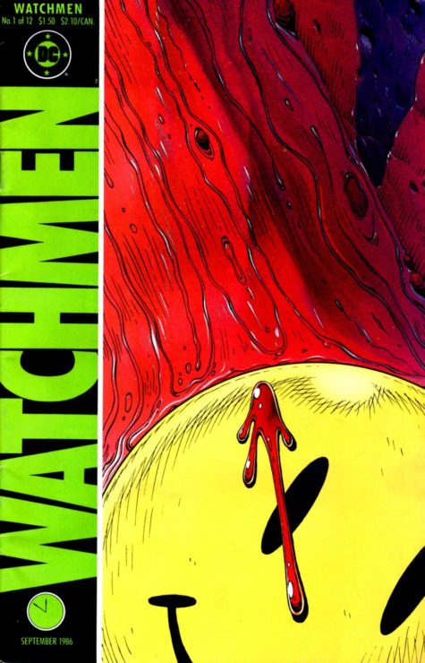 Watchmen- 10 Best Graphic Novels