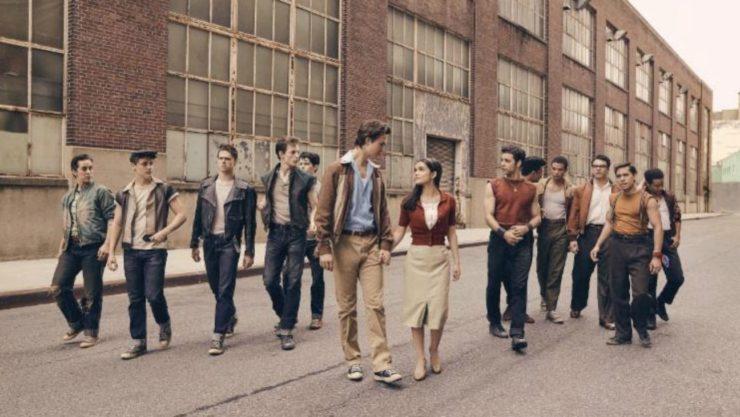 Steven Spielberg's West Side Story Poster