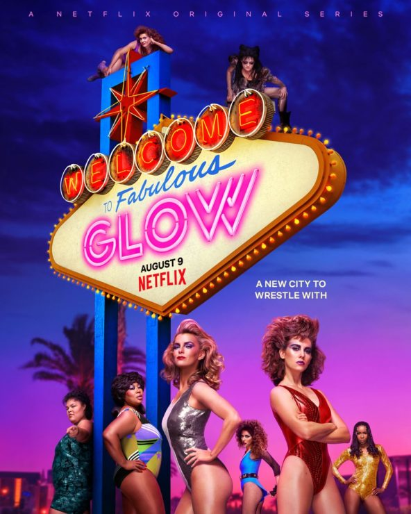 Anything Glows in Netflix's GLOW Season 3 Trailer